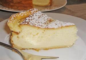 Käsekuchen mit geschlagener Sahne von MeiLing Chefkoch de