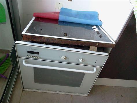 solucionado colocacion de un anafe 4 hornallas electrico y horno de empo yoreparo