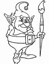 Coloring Pages Elf Elves Sheets Christmas Cool Elfs Tree Clipartmag Fairy Crafts sketch template
