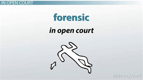 history  forensic science timeline facts video