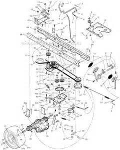 Murray Mower Deck Diagram by 1 4 Hp Murray Lawn Mower Wiring Diagram 1 Get