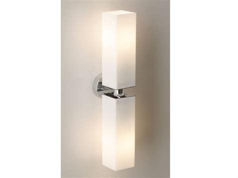 glass wall light cube by top light design rolf ziel