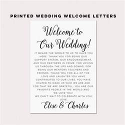 wedding hotel welcome bags wedding welcome letters wedding itineraries wedding