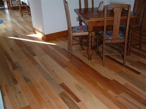 Unique Mixed Hardwood Wood Floor  Ozark Hardwood Flooring