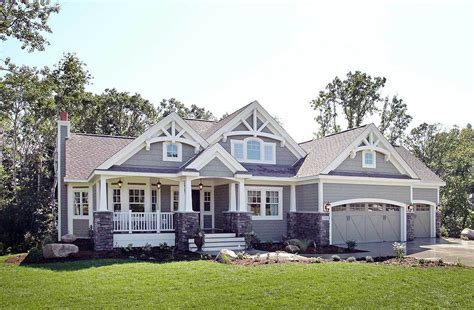 craftsman home plans craftsman house plans architectural designs