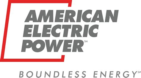 american light and power aep unveils new logo brand identity electric light power