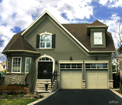exterior color schemes for homes olive search