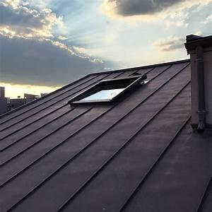 Pose Volet Roulant Velux : pose d 39 une fen tre de toit velux avec volet roulant ~ Dailycaller-alerts.com Idées de Décoration