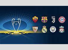 Meet the UEFA Champions League quarterfinalists