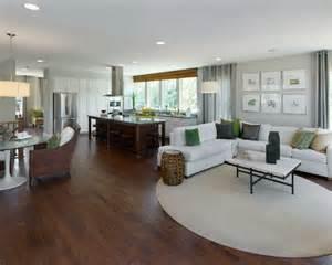 Decorating Open Floor Plans
