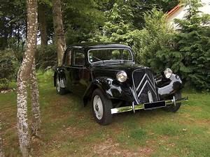 Citroen Gien : location citro n traction 11 b normale de 1952 pour mariage loiret ~ Gottalentnigeria.com Avis de Voitures