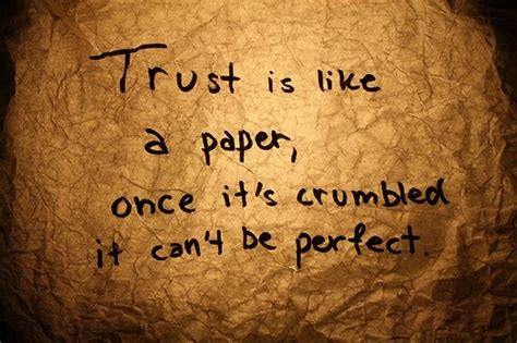 30 Plus Heart Touching Trust Quote
