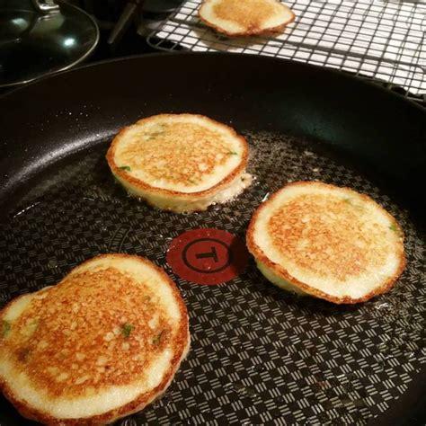 jacques pepin criques potato pancakes   food processor ic bladder safe cooking