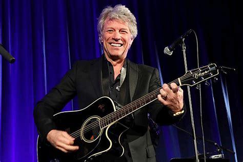 How Naughty Boy Moment Inspired Jon Bon Jovi Learn Guitar