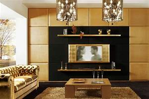 Decoracao dourada beleza e sofisticacao em imagens for Interior estilo art deco