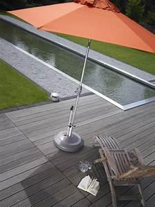 Sonnenschirmständer Gewicht Empfehlung : schirmst nder liro midi 60s kunststoff wei flexible klemmung schirmfu vom sonnenschirm ~ Orissabook.com Haus und Dekorationen
