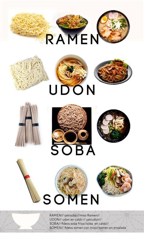 japanese cuisine for beginners noodles varieties food