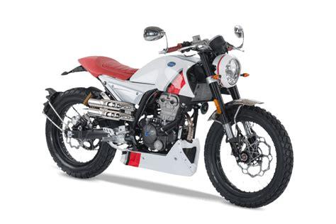 Neue Marke Bei Hechler Mondial  125er Motorräder