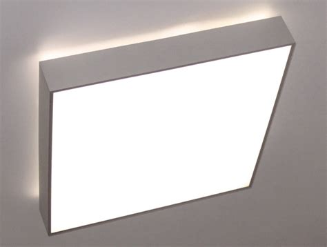 china square ceiling monuted led panel light china