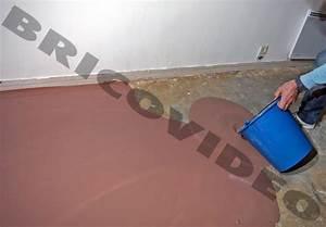 Ragréage Avant Peinture Sol : comment d coller du rev tements de sol traiter dalles de ~ Premium-room.com Idées de Décoration