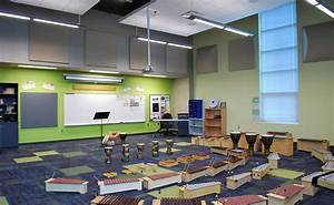 Lincoln Elementary Performing Arts School – Interiors