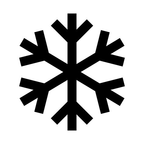 Transparent Background Snowflake Logo Png by Snowflake Transparent Pencil And In Color