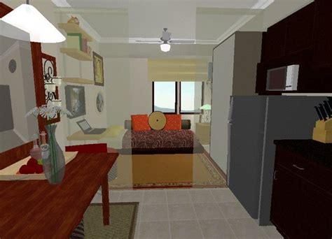 small studio condo design decorating a small condominium studio unit geek girl adventures