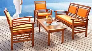 Lounge Gartenmöbel Holz : echt holz sitzgruppe gartenm bel lounge set canberra 11 tlg ~ Indierocktalk.com Haus und Dekorationen