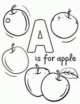 Apple Coloring Pages Printable Letter Apples Coloringcafe Pdf Sheet Sheets Colouring Printables Worksheets Fruit Alphabet 4urbreak Emoji Everfreecoloring Visit Getcolorings sketch template