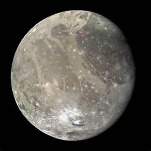 Ganymede (Moon) Facts