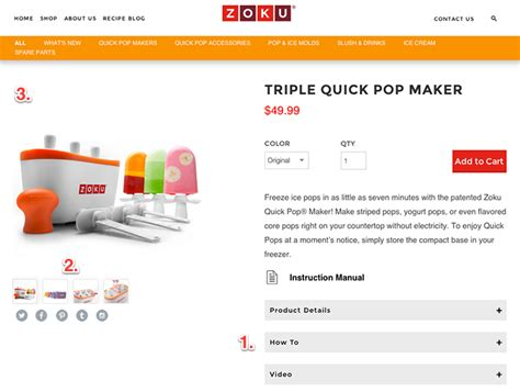 product page 7 effective ecommerce product pages how to turn visitors into custome