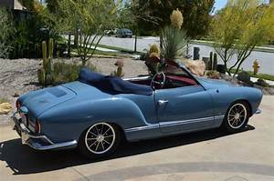 Purchase Used 1966 Volkswagen Karmann Ghia Convertible In Paso Robles  California  United States