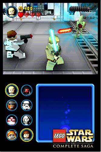 lego star wars  complete saga nintendo ds