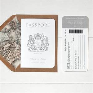 39around the world39 passport wedding invitation by ditsy With wedding invitations 5