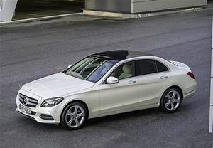 Mercedes Classe C Blanche : 2014 mercedes benz c class white ~ Gottalentnigeria.com Avis de Voitures