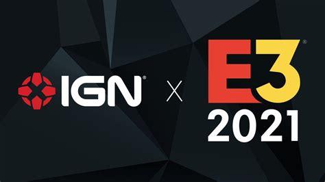 E3 2021 wordt onderdeel van IGN's Summer of Gaming 2021