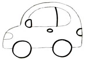 How Do You Draw Cars Step by Step