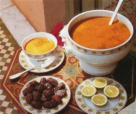 menu cuisine marocaine soupes recettes de soupes marocaines harira chorba et