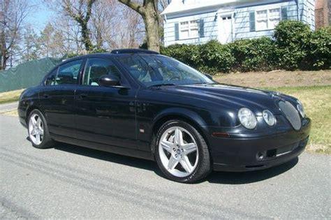 Buy Used 2003 Jaguar S-type R Sedan 4-door 4.2l Roadster