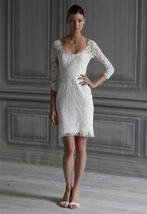 Elegant short white wedding dress styles of wedding dresses for Elegant short white wedding dress