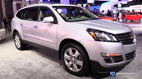 chevrolet traverse ltz 2016 chevrolet traverse ltz exterior and interior