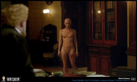 Nackte Olivia Chenery In Penny Dreadful
