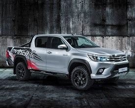2019 Toyota Hilux Special Editions  Pickup Truck 20182019