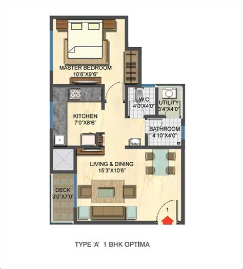 Images Bhk House Plan casa unit plans 171 casa by lodha