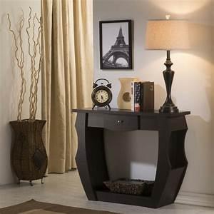 console moderne 50 idees de meubles et conseils deco With console meuble d entree