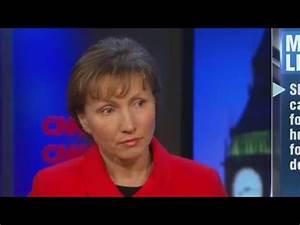 Alexander Litvinenko's widow speaks to CNN - YouTube