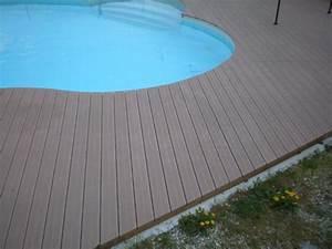 Terrasse Lame Composite : menuiserie de la bourges ~ Edinachiropracticcenter.com Idées de Décoration