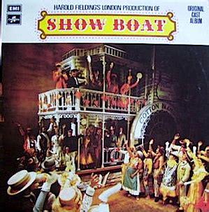Show Boat Cast by Show Boat Original Cast Original Soundtrack Buy