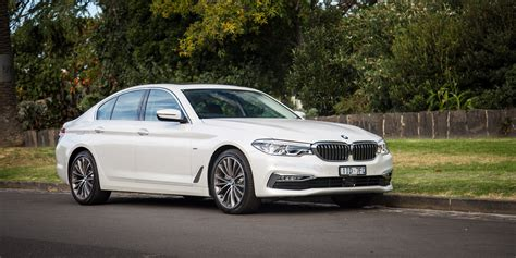 Car Bmw by 2017 Bmw 520d Review Caradvice