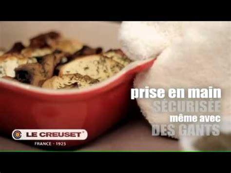 les plats cuisin駸 plat à four céramique le creuset cuisin 39 store ustensiles de cuisine